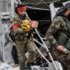 ÖSO Teröristleri Afrin halkının evlerini yağmalıyor