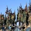 Boko Haram Terör Örgütüne Mensup 350 Terörist Çad'da Orduya Teslim Oldu