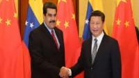 Çin, Venezuela'ya yönelik dış müdahaleye karşı olduğunu duyurdu