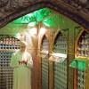 İmam Seyyid Ali Hamanei Kutsal Türbeyi Temizleme Merasimine Katıldı