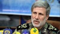 İran savunma bakanı: İran, Irak'ın parçalanmasına kesinlikle karşıdır