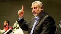 Hamas Lideri Heniyye: Şaron İntifadayı Başlatırken, Trump Ümmeti Uyandırdı