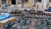 IŞİD Teröristlerine Ait Silahların Adresi ABD