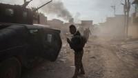 Musul'da şiddetli sokak çatışmaları yaşanıyor
