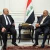 Irak Başbakanı Adil Abdülmehdi, eski Başbakan Haydar el-İbadi ile görüştü