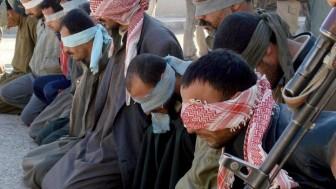 Irak'ta 900 DEAŞ Teröristinin mahkeme süreci başladı
