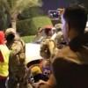Basra'da göstericiler Maliye Bakanının kaldığı oteli bastı
