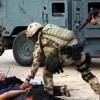 Irak Ordusu Aralarında 3 IŞİD Komutanında Bulunduğu 10 Azılı Teröristi Sağ Olarak Ele Geçirdi