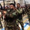 Haşdi Şabi Mücahidleri Dağ Savaşına Hazırlanıyor