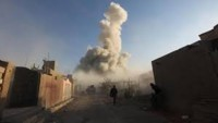 Irak Halkının Amerika'nın El-Anbar Saldırısına Karşı Öfkesi Giderek Artıyor