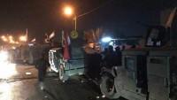 Peşmerge Kerkük'te Türkmen Cephesi karargahını yaktı