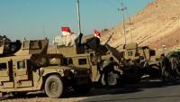 Irak kuvvetleri Kerkük'e doğru 3 kilometre ilerledi