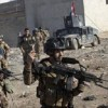 Irak ordusu Musul kent merkezine bağlanan Hürriyye Köprüsü'nü işgalden kurtardı