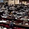 Irak meclis başkanı, cumhurbaşkanını anayasayı ihlal etmekle suçladı