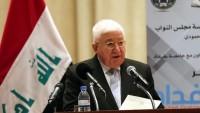 Irak meclisinde Cumhurbaşkanı'nı görevden almak için imza toplanıyor