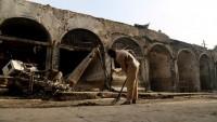 Musul'da savaşın izleri siliniyor