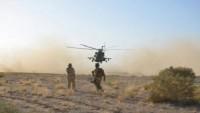 Irak Ordusu Um Ştat Köyünü İşgalden Kurtardı