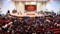 Irak Parlamentosu Amerikan askerlerinin derhal ükleyi terk etmesini istedi