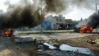 Bağdat ve Kerkük Bombalı Saldırıların Hedefi Oldu