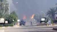 Bağdat'ta meydana gelen intihar saldırısında 8 kişi hayatını kaybetti