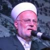 Şeyh İkrime Sabri: Kudüs Konusunda Zayıf Davranmak Mekke Ve Medine'ye Yönelik Zayıflıktır