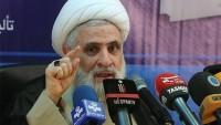 Şeyh Naim Kasım: Körfez Ülkelerinin Menfaati Düşman İsrail İle Değil İran İle İş Birliğindedir