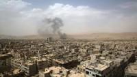 Suriye Ordusunun Şam Kırsalındaki Operasyonları Sürüyor