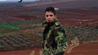 Siyonist İsrail Ordusu Kunaytra'da Suriye Ordusuna Ait Askeri Jipi Vurdu: 1 Şehid Biri Ağır 3 Yaralı