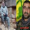 Hizbullahın 2 Saha Komutanı Hac Muhammed Sadık Şeref Aldin İle Hac Munzir El Diyab İdlib'te Şehid Düştü