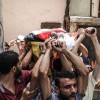 Batı Yaka ve Gazze'de Üç Şehidin Cenazesi Kaldırıldı