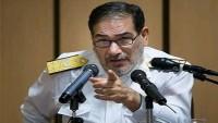 Şemhani: Trump'ın İran aleyhindeki ithamları mantıksız ve komiktir