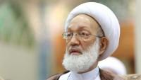 Bahreyn rejimi Şeyh İsa Kasım'ın tedavisi için seyahat işlemlerinin kolaylaştırılması talimatı verdi