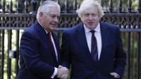 ABD Ve İngiltere Yeni Şeytani Planlar İçin Kolları Sıvazladı