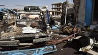 Suudi Rejiminin Yemen Halkına Korkakça Saldırıları Sürüyor