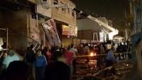 İran'da büyük bir patlama meydana geldi: 39 yaralı