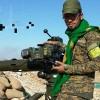 İran Yapımı Anti Tank Füzesi (TUFAN) Hizbullah Mücahidlerinin Elinde