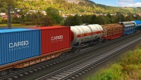 İran-Azerbaycan Demir Yolunun Bağlanmasıyla Yıllık 15 Milyon Ton Mal Transiti Yapılacak