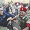 Siyonist Sisi'nin Polisleri Protesto Gösterileri Düzenleyen Mısır Halkına Saldırıyor