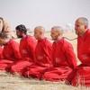 Foto: IŞİD mahkumların boynuna patlayıcı bağlayarak infaz etti