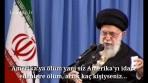 """Video: İmam Ali Hamaney: Neden """"Amerikaya Ölüm"""" diyoruz"""