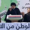 Irak'ın önde gelen dini liderlerinden Mukteda Sadr'dan 'silahlı direniş' mesajı