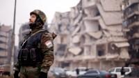 Suriye Ordusu En Önemli Su Kaynağını Ele Geçirdi