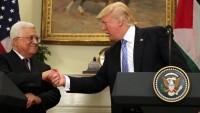 Siyonist Trump: 'Filistin ve İsrail Arasında Barışı Sağlamak İstiyoruz!'