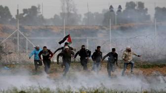 İşgal Güçleri Gazze Şeridi'nin Doğusunda Göstericilere Ateş Açtı: 83 Yaralı