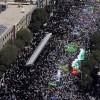 İran'da Kudüs Günü Yürüyüşlerinin Sonunda Bildiri Yayınlandı