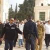 161 Siyonist Bu Sabah Mescid-i Aksa'ya Baskın Düzenledi