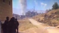Foto: Suriye Ordusu ve Hizbullah Mücahidleri Zebadani'ye Girerken…