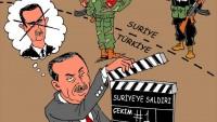 Türkiye'deki Derin Güçler IŞİD Ve PKK Kozlarını Kullanarak, Ülkede Gerginliği Artırmayı Ve İç Savaşı Hızlandırmayı Hedefliyorlar, Ama Başaramayacaklar !