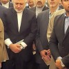 Foto – İran İslam Cumhuriyeti Dışişleri Bakanı Muhammed Cevad Zarif İmam Hüseyin (as) Türbesini Ziyaret Etti