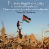 İmam Ali Hamaney: Filistin Özgür Olacak!